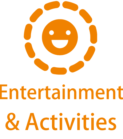 Entertainment & Activities